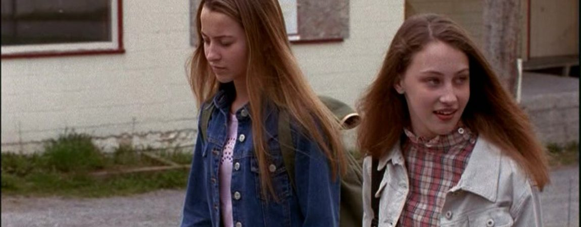 'What Girls Learn' DVD Screencaps